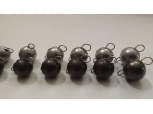 Čeburašky - kloubové jigovky